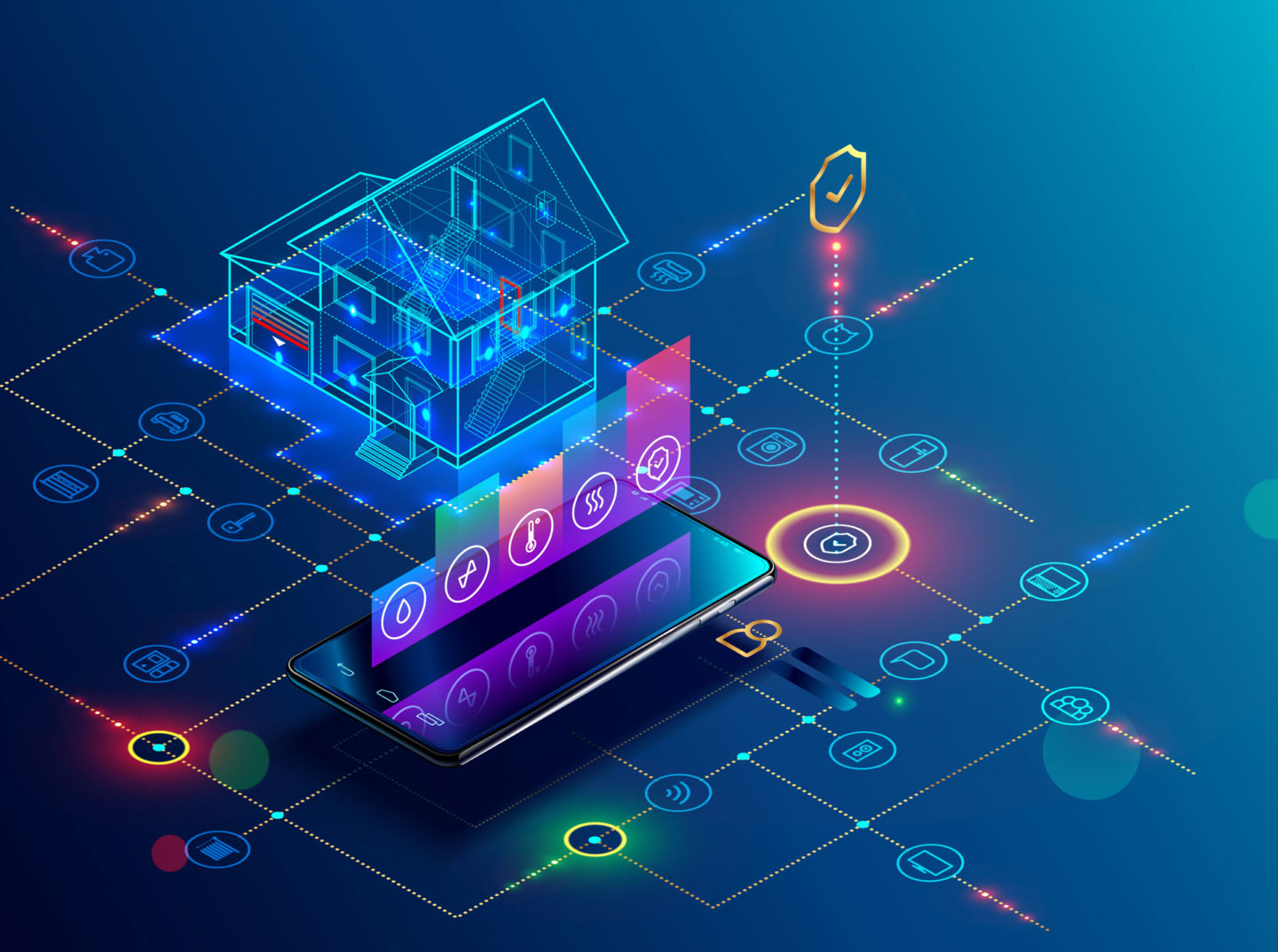 How to Prevent Your Home Automation System from Hacking ?