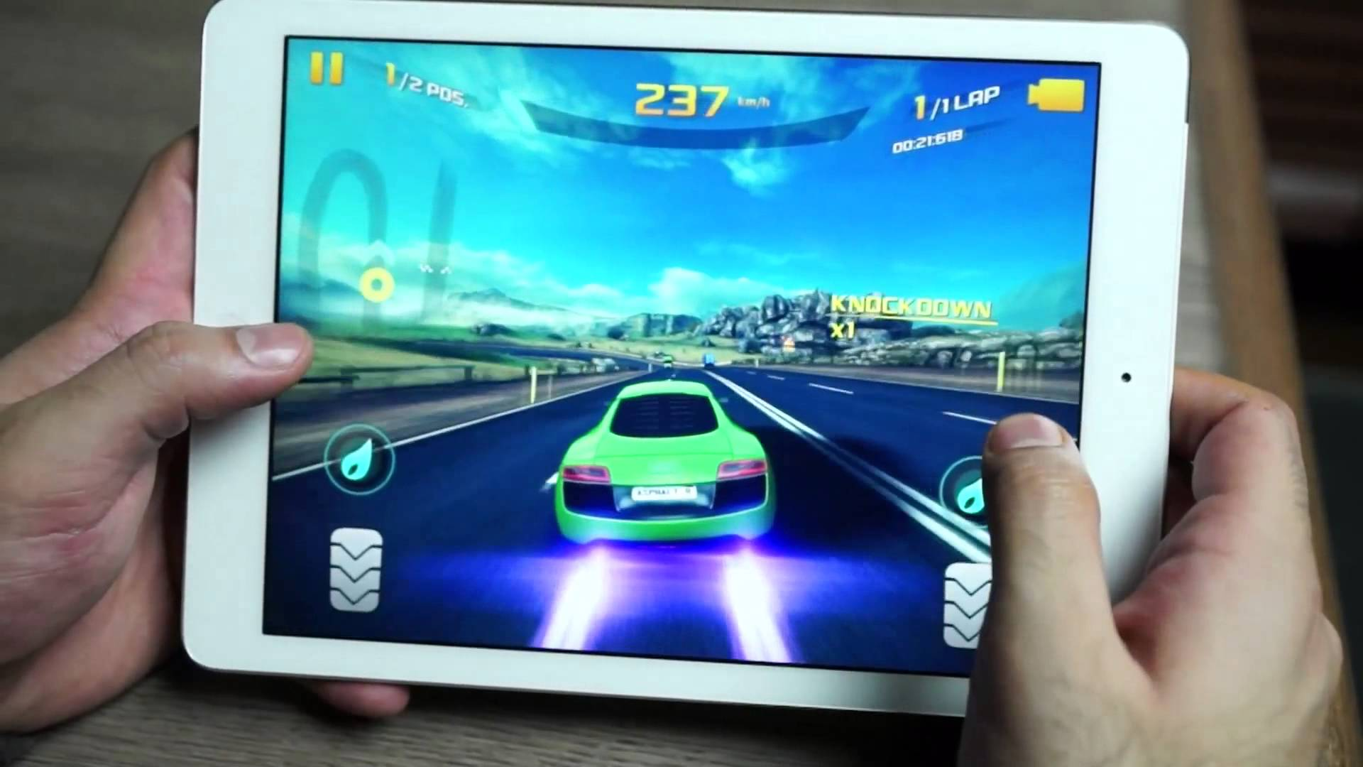 Top 10 Best Car Racing Games for iPad | 2017